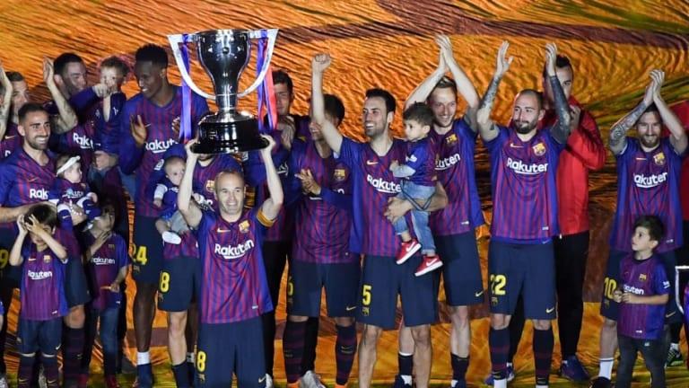 MERCADO | Los tres jugadores que no entrarían en los planes del FC Barcelona