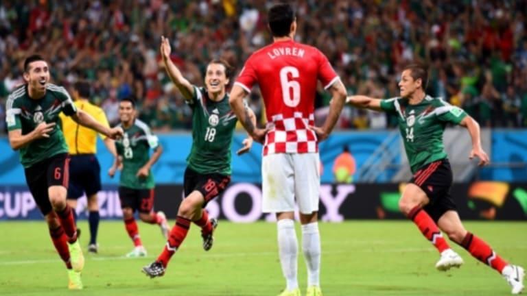 ¡HAY SORPRESAS! | Las posibles alineaciones para el partido entre México y Croacia