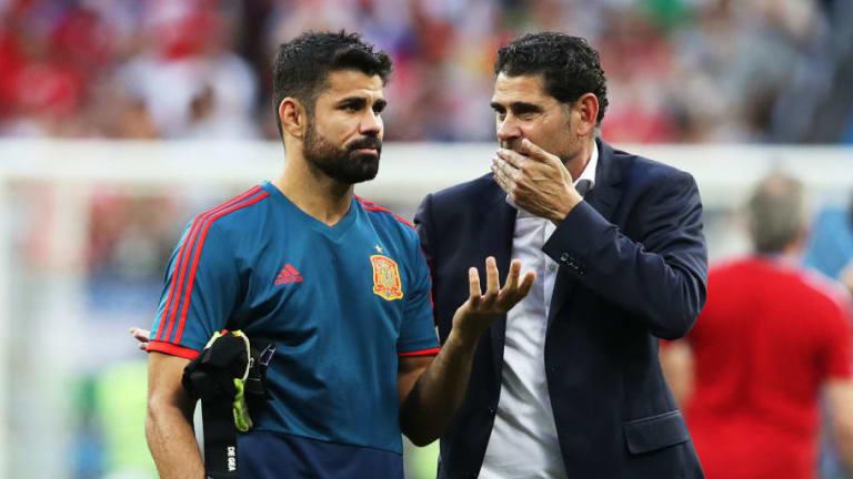 VÍDEO   La polémica reacción de Costa al fallo de Koke en la tanda de penaltis