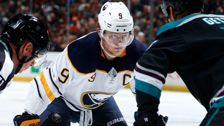 Jack Eichel Wants It All as the Sabres Rediscover Relevancy