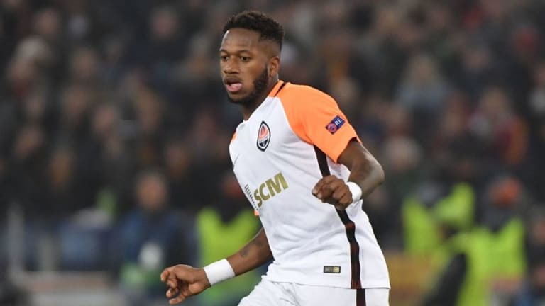 Manchester United Lead Race Shakhtar Donetsk Man Fred After Manchester City Reportedly Pull Out