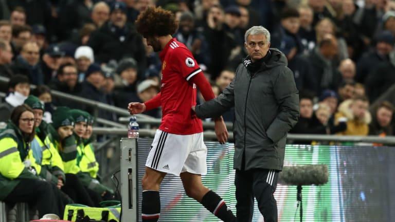 ¿MOU CONTRA FELLAINI?   La nueva polémica de Mourinho en el United