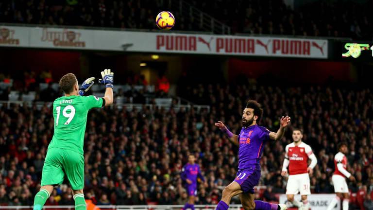 Liverpool - Arsenal   Alineaciones confirmadas