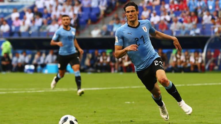 Uruguay 2-1 Portugal: Cavani Shines While Ronaldo Fizzles as La Celeste Progress to Quarter Finals