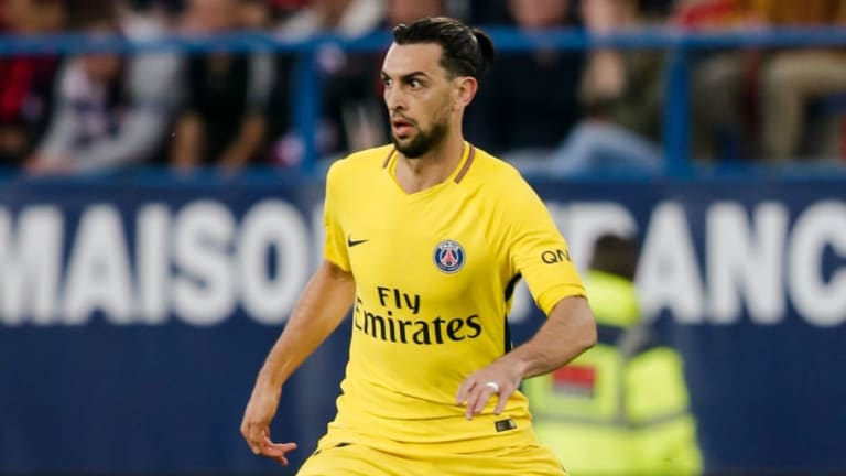 Argentinian Midfielder Javier Pastore Officially Joins AS Roma From PSG on 5-Year Deal