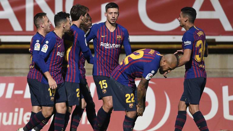 El 1x1 de la victoria in extremis del Barcelona contra la Cultural