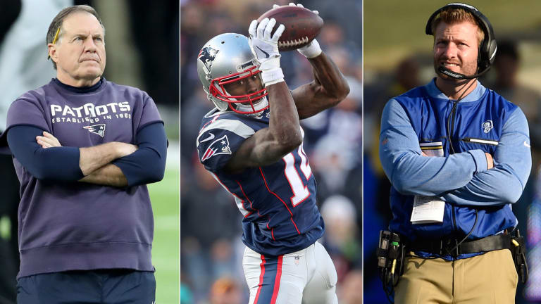Brandin Cooks Trade: The Domino Effect on the Rams, Patriots, Giants, 2018 Draft