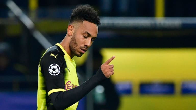 Liverpool Tipped to Compete With Real Madrid & Chinese Clubs for Aubameyang Signature
