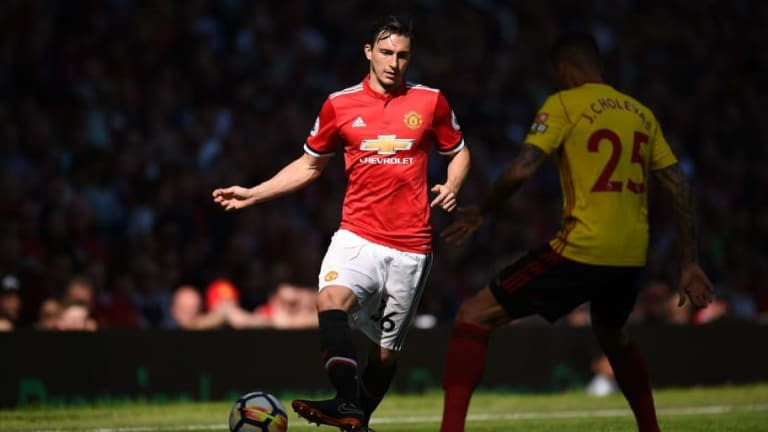 Juventus End Interest in Man Utd Defender Matteo Darmian as Serie A Duo Eye Potential Deal