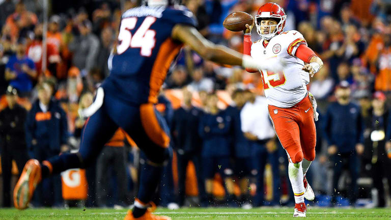 Patrick Mahomes and the Chiefs Pass Another Test