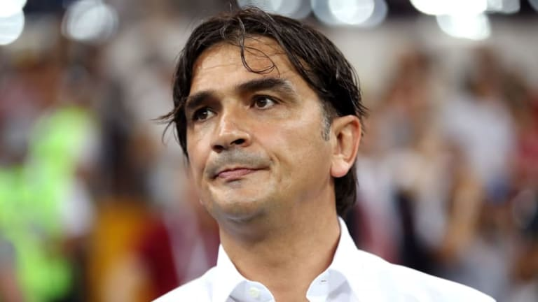 Croatia Boss Zlatcko Dalic Urges His Side to Forget Group Stage as He Looks Ahead to Denmark Clash