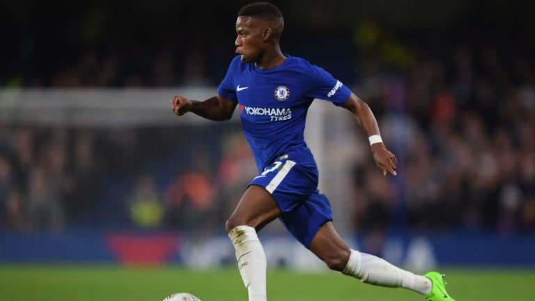 Chelsea Starlet Charly Musonda Arrives in Glasgow to Complete 18-Month Celtic Loan Deal