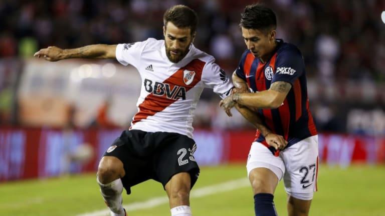 El probable equipo de River para enfrentar a San Lorenzo