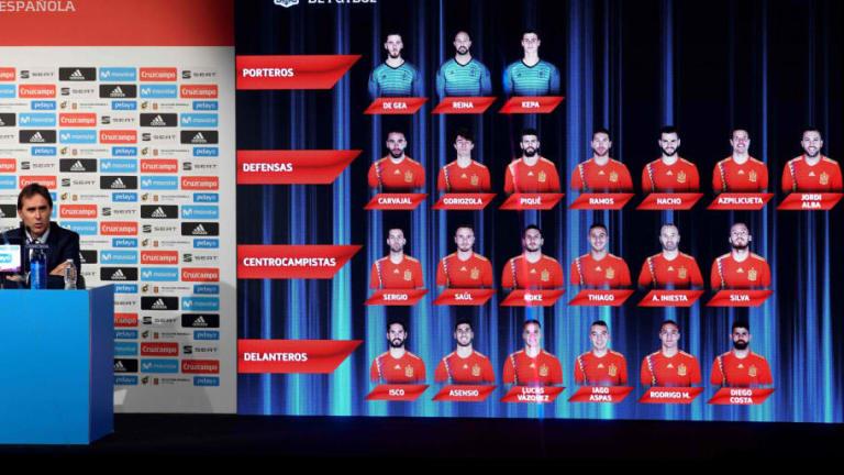 REVELADO   El motivo por el que Álvaro Morata no está en la lista según Lopetegui