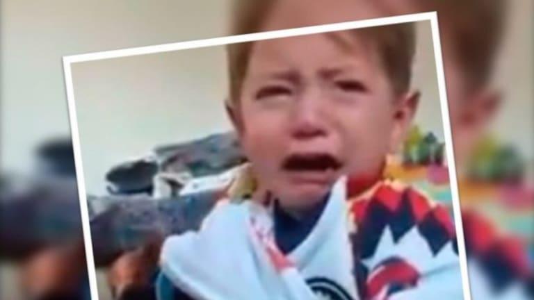 ¡LO TIENES QUE VER! | Torturan a bebé al ponerle una camiseta del América