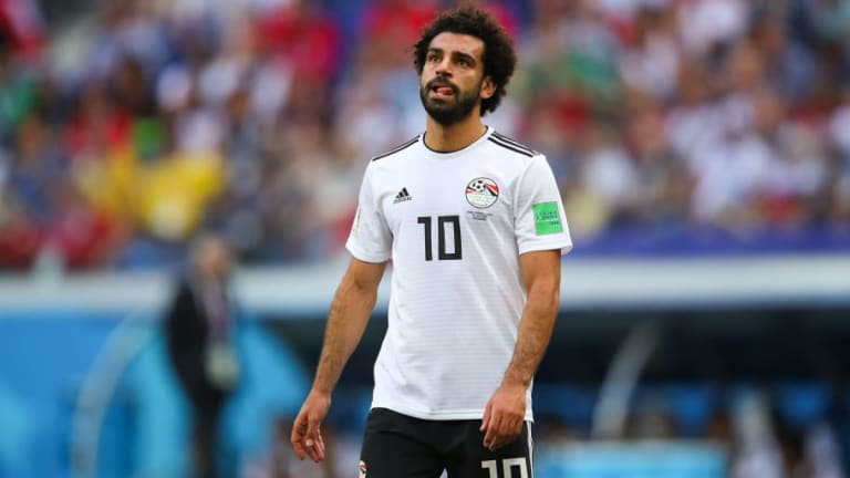 Saudi Arabia 2-1 Egypt: Mohamed Salah Scores But Pharaohs Denied First Ever World Cup Win
