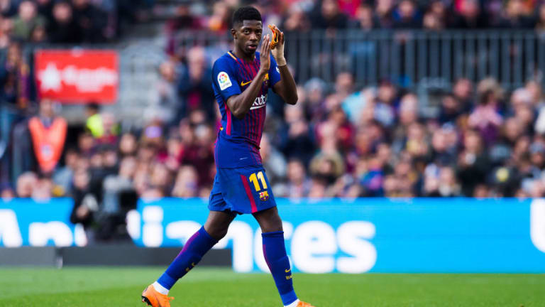 Spanish Report Claims Barcelona Star Ousmane Dembele Wants Summer Move to Arsenal