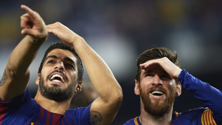 DE AMIGO A AMIGO | El consejo de Luis Suárez a Lionel Messi tras quedar eliminado del Mundial