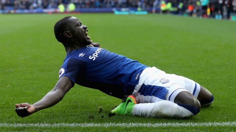Sam Allardyce Explains Why Oumar Niasse Is Starting Games Ahead of £27m Cenk Tosun