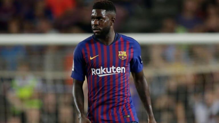 La rodilla de Umtiti, cuestión de estado en el FC Barcelona