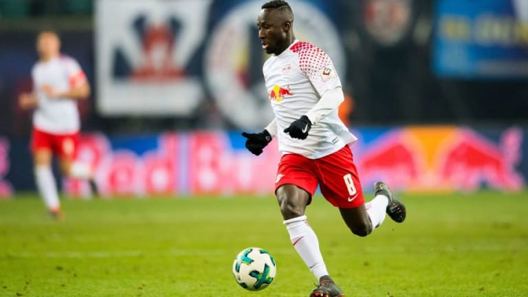 RB Leipzig's Naby Keita Slapped with £280,000 Fine Just Months Before Long-Awaited Liverpool Switch