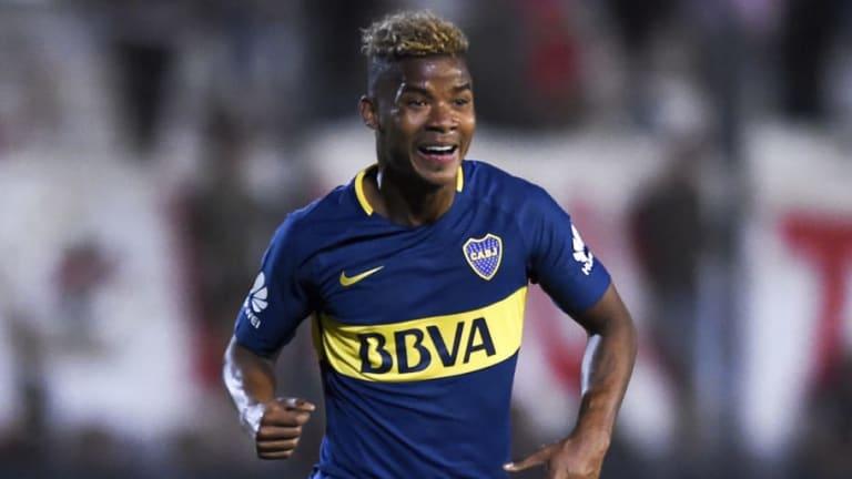 Real Madrid Monitoring Boca Juniors Star Wilmar Barrios Ahead of January Transfer Window