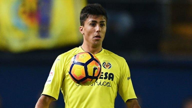 OFICIAL | El Villarreal y el Atlético de Madrid llegan a un acuerdo por el fichaje de Rodri