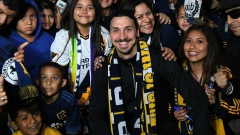 CONFIANZA: Zlatan Ibrahimovic cree que la MLS puede alcanzar el nivel de las ligas europeas