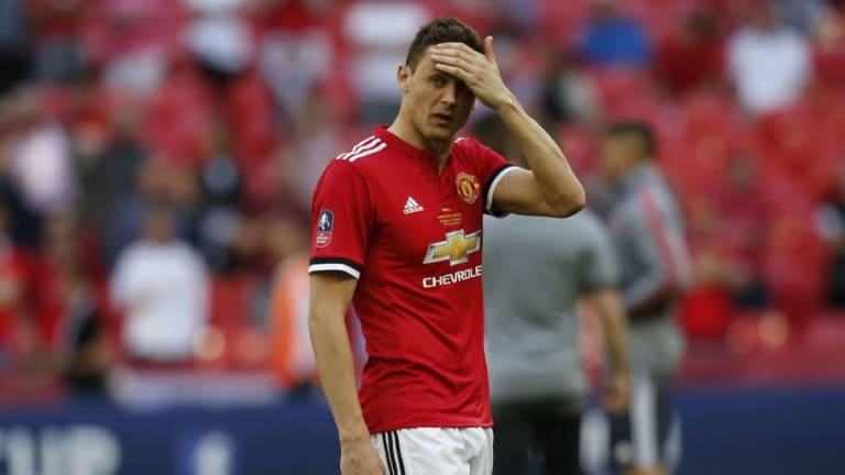 Jose Mourinho Considering Using Nemanja Matic in Defence if Transfer Plans Fall Through
