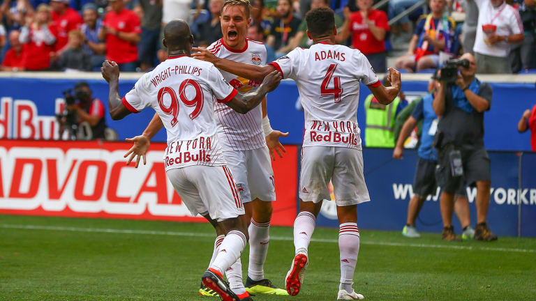 MLS Recap: Red Bulls Smash FC Dallas Despite Being a Man Down for 60-Plus Minutes