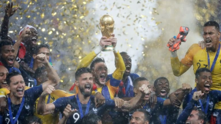 VIRAL | La polémica felicitación del Louvre a Francia por ganar el Mundial