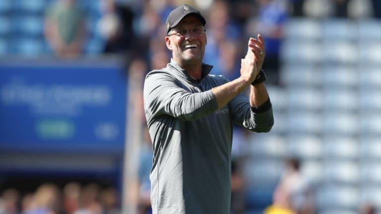 La curiosa contratación de Klopp para el cuerpo técnico del Liverpool