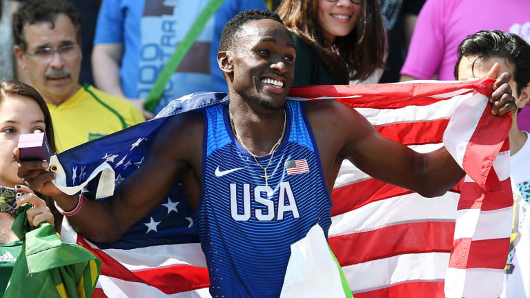 Will Claye Cleared By USADA, Explains How Positive Test Came From Contaminated Beef