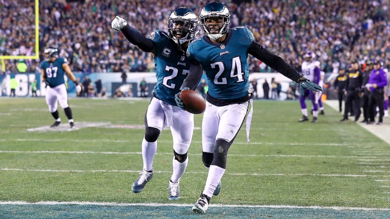 For Philadelphia and New England, the Super Bowl Could Come Down to Versatile Safeties