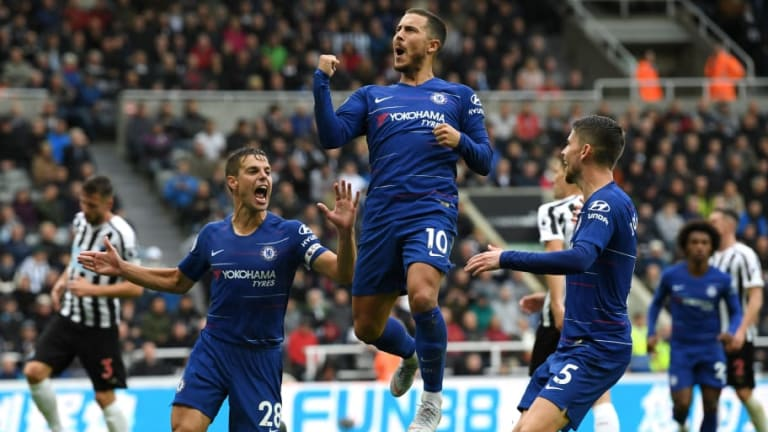 Newcastle 1-2 Chelsea: Report, Ratings & Reaction as Yedlin Own Goal Seals the Win for the Blues