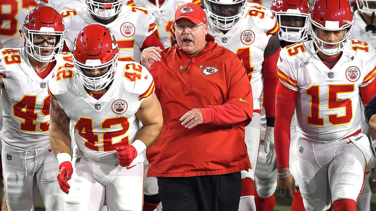 Frontrunners to Win NFL Coach of the Year
