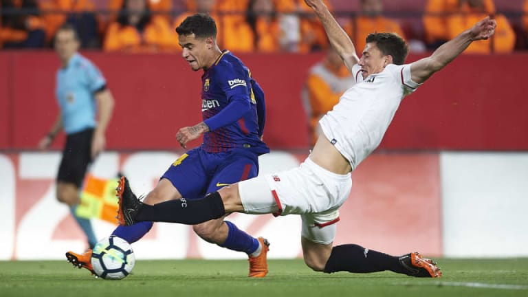 CASI OFICIAL | Los detalles de la llegada de Lenglet al FC Barcelona