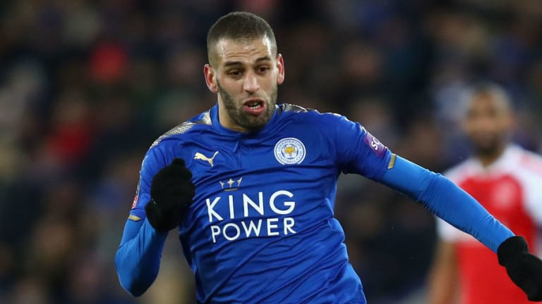 David Moyes Reveals Islam Slimani Was Expected to Make West Ham Loan Move Before Joining Newcastle