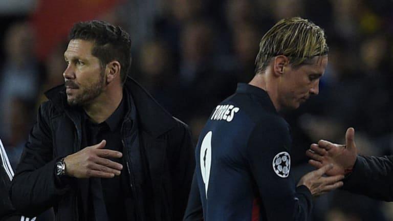 La tremenda rajada del jefe de prensa de Fernando Torres contra Simeone