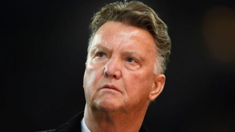 Louis Van Gaal Makes Demand To UEFA After Seeing Man City