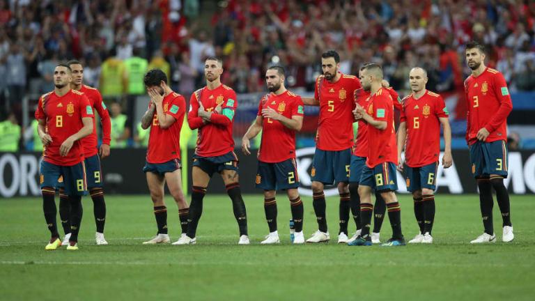 El balance de España en los penaltis a lo largo de su historia