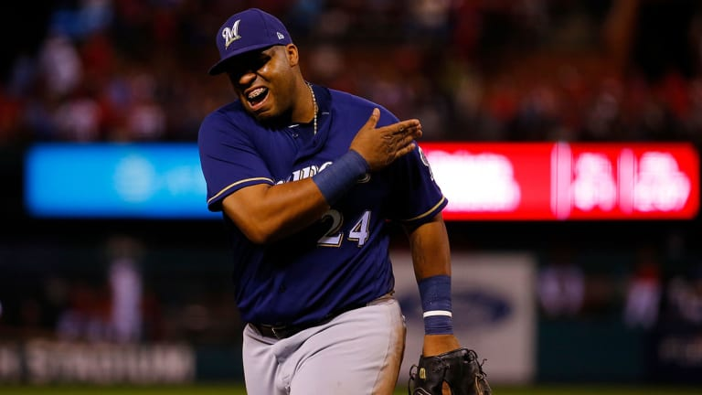 Brewers Sweep Cards to Clinch First Playoff Spot Since 2011; Cubs Also in