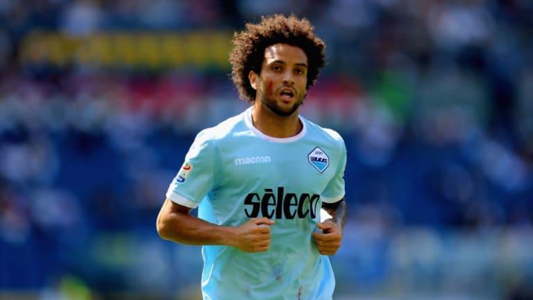 West Ham Reportedly Set to Make Club Record Bid for Lazio Forward Felipe Anderson
