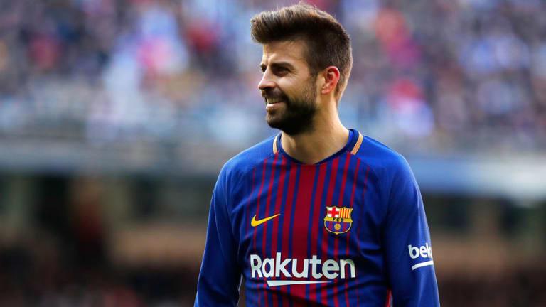 OFICIAL | El Barcelona renueva a Gerar Piqué hasta 2022