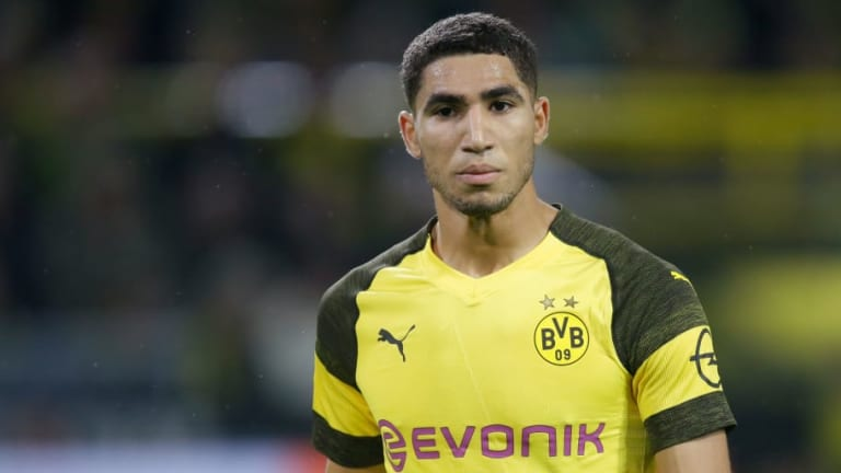 Dortmund CEO Admits He Will 'Try' to Sign Loan Star Achraf Hakimi on Permanent Deal