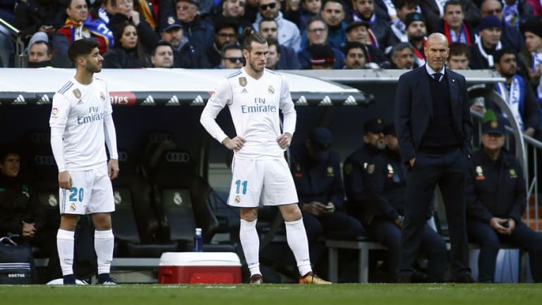 Zidane Hints Big Names Could Leave Real Madrid This Summer Given Lack of First Team Football