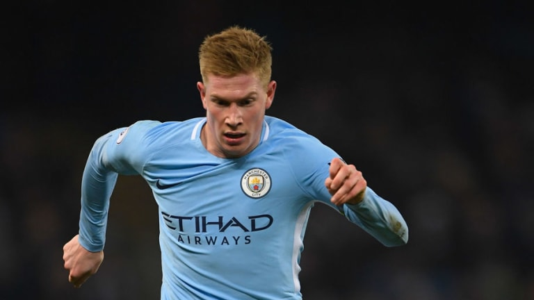 Kevin De Bruyne Gives His Take on Alexis Sanchez After Chilean Rejected Man City in Favour of Utd