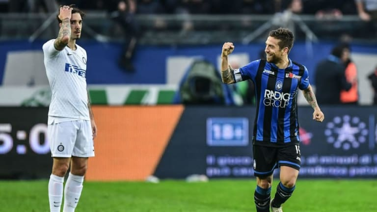 Atalanta 4-1 Inter: Report, Ratings & Reaction as I Nerazzurri Are Embarrassed Away From Home