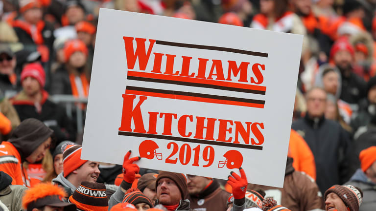Why the Browns Should Keep Gregg Williams, and Must Keep Freddie Kitchens