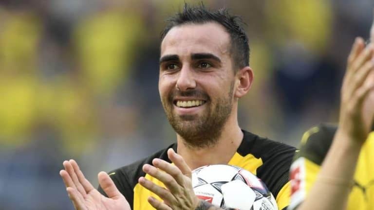 Paco Alcácer está rompiendo todos los récords en la Bundesliga